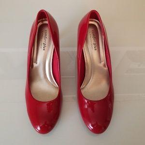 Red Heels, 3 inch heel
